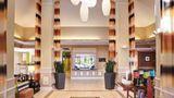 Hilton Garden Inn Aberdeen Lobby