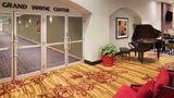 Hilton Fort Wayne at the Grand Wayne Ctr Lobby
