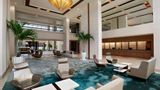 Hilton Miami Airport Blue Lagoon Lobby