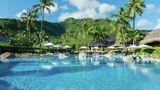 Hilton Moorea Lagoon Resort & Spa Pool