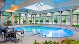 Hilton Springfield Pool