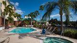 Hilton Garden Inn Ybor Historic District Pool