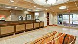 Hampton Inn & Suites Leesburg Lobby