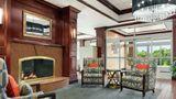 Hampton Inn Dulles/Cascades Lobby