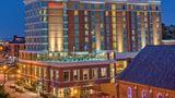 Hilton Garden Inn Nashville Downtown Exterior