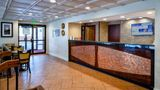 Best Western Salisbury Plaza Lobby