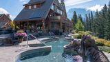 Banff Hidden Ridge Resort Condo Pool