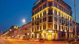 PANORAMA Lviv Hotel Exterior