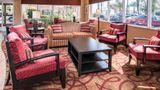 Comfort Suites Ontario Convention Center Lobby