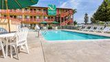 Quality Inn San Bernardino Pool