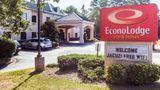Econo Lodge Inn & Stes Exterior
