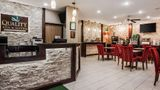 Quality Inn & Suites Lobby