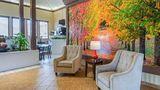 Quality Inn & Suites Frostburg Lobby