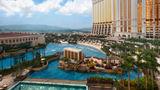 Galaxy Hotel Macau Exterior