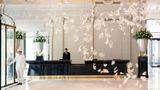The Peninsula Paris Lobby