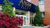 Andia Hotel Exterior