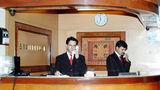 Hotel Swati Deluxe Lobby