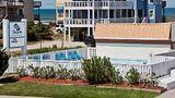 Dolphin Oceanfront Motel Exterior