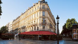 The Hotel Fouquet's Barriere Exterior
