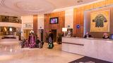 Europa Hotel Lobby