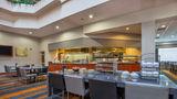 Holiday Inn University Plaza Hotel Restaurant