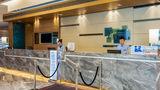 Holiday Inn Express Shanghai New Jinqiao Lobby