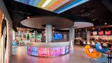 Aloft Miami Dadeland Lobby