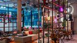 Moxy Frankfurt City Center Lobby