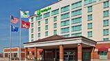 Holiday Inn University Plaza Hotel Exterior