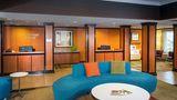 Fairfield Inn & Suites Anchorage Lobby