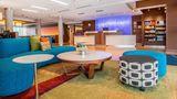 Fairfield Inn & Suites Waterloo Lobby