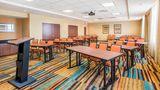 Fairfield Inn & Suites Waterloo Meeting