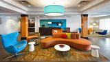 Fairfield Inn & Suites Toronto Lobby