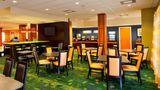Fairfield Inn/Suites Toronto Mississauga Restaurant