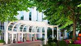 Munich Marriott Hotel Exterior