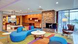 Fairfield Inn/Suites MetroCenter Lobby
