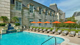 Hotel Crescent Court Pool