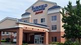 Fairfield Inn & Suites Youngstown Exterior
