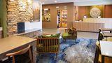 Fairfield Inn by Marriott Hays Lobby