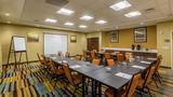 Fairfield Inn & Suites Butte Meeting
