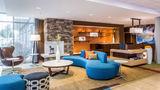 Fairfield Inn & Suites Butte Lobby