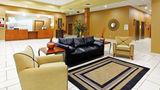 Holiday Inn Batesville Lobby