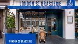 Hotel Indigo London Paddington Restaurant