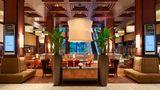 Sheraton Centre Toronto Hotel Lobby