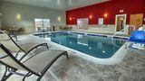 Holiday Inn Express & Suites Ironton Pool