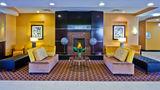 Holiday Inn Express Nashville-Opryland Lobby
