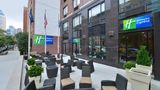 Holiday Inn Express Manhattan West Side Lobby