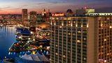 Baltimore Marriott Waterfront Exterior