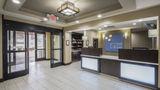 Holiday Inn Express Ashland Lobby