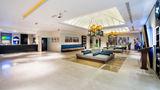 Holiday Inn Express Dubai Airport Lobby